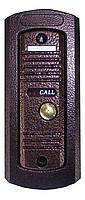 AT-305C brown панель к видеодомофону, фото 1