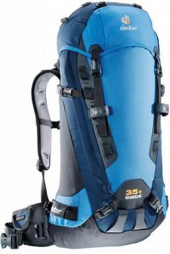 Женский удобный туристический рюкзак на 35 л. ACT DEUTER GLIDE 35+ SL, 33579 3333 синий