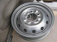 Диск колесный ВАЗ 2121  5х16  металлик серебро пр-во АвтоВАЗ