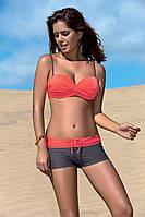 Женский купальник бандо AL6753, фото 1