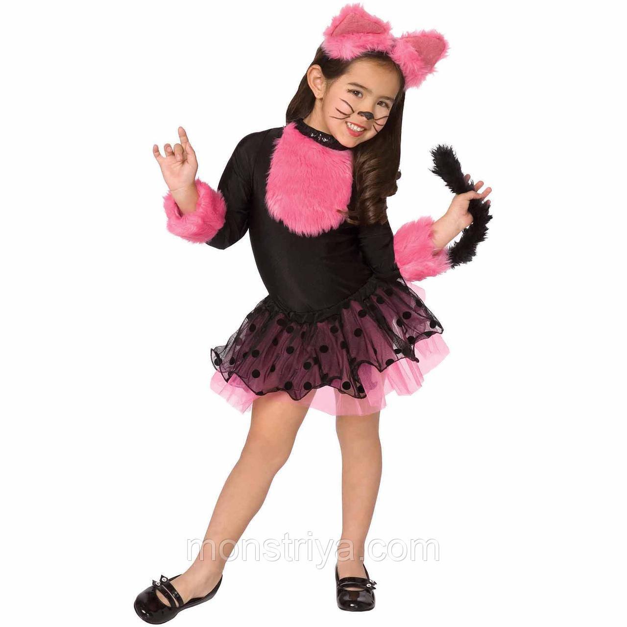 Карнавальный костюм на хэллоуин Кошечка