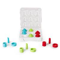 Настольная игра - головоломка Marbles Otrio дорожная версия (SM47322)