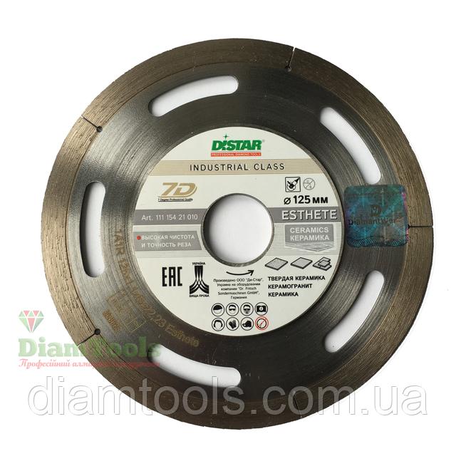 Алмазный диск по керамограниту Distar