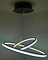 Люстра потолочная LED YR-2026/2-(500+300), фото 1