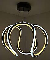 Люстра потолочная LED YR-2035/1-bk, фото 1