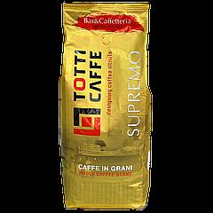 Кофе в зернах Тotti Supremo 1кг. 90/10