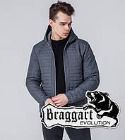 Braggart Evolution 1295 | Мужская ветровка серая