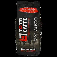 Кофе в зернах Тоtti Tuo Gusto 1кг. 70/30