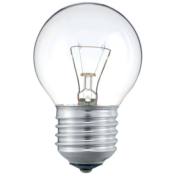 Лампа ДШ Іскра НОВА 230В 25Вт Е27 проз  (уп. 10шт)