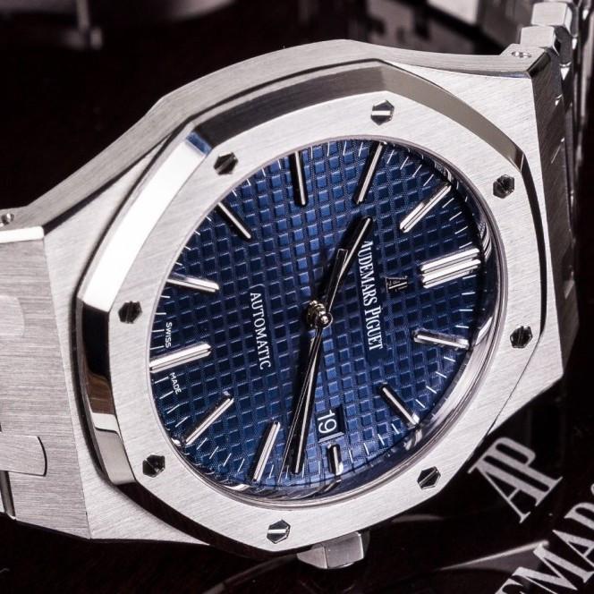 da6f61cb30ce Наручные часы Audemars Piguet Royal Oak Steel механические копия ААА AP -  watchme.com.