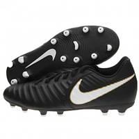 c893e01c Бутсы пластик SALE Бутсы Nike Tiempo Rio IV FG 897759-002(01-09