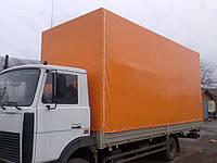 Тент на грузовой автомобиль.