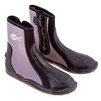 Ботинки для дайвинга Dolvor (3,5 мм неопрен, подошва резиновая, размер 39-45)