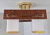 Люстра потолочная на 2 лампочки YR-6173/2, фото 1