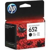 Картридж HP для DJ Ink Advantage 1115/2135/ 3635/3835 HP 652 Black (F6V25AE)