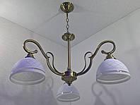 Люстра потолочная на 3 лампочки YR-2112/3, фото 1