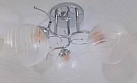 Люстра потолочная на 3 лампочки YR-3652/3-ch, фото 1