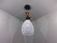 Люстра потолочная подвесная на 1 лампочку YR-8990/1