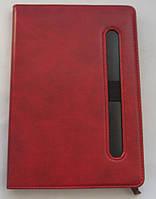 Щоденник\ щоденник недатированый з тримачем для ручки 150л. № 2801