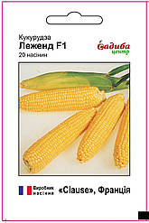 """Насіння цукрової кукурудзи Леженд F1 100 нас ТМ""""Садиба-Центр"""""""