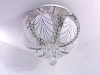 Люстра потолочная с цветной LED подсветкой и автоматическим отключением YR-5139/350, фото 1