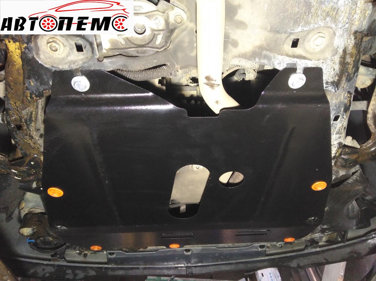 Защита картера двигателя и КПП Opel Astra H (2003-2011) ТМ Титан