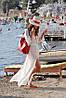 Пляжное платье длинное AL7013