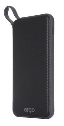 Power Bank ERGO LP-129 с TYPE-C 10000 mAh Li-pol (Black), фото 2