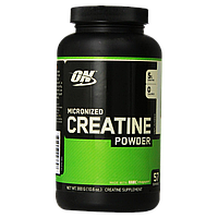 Optimum Nutrition Creatine Monohydrate Powder 300 g. Креатин моногидрат.