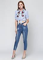Стильные джинсы женские AL7354, фото 1