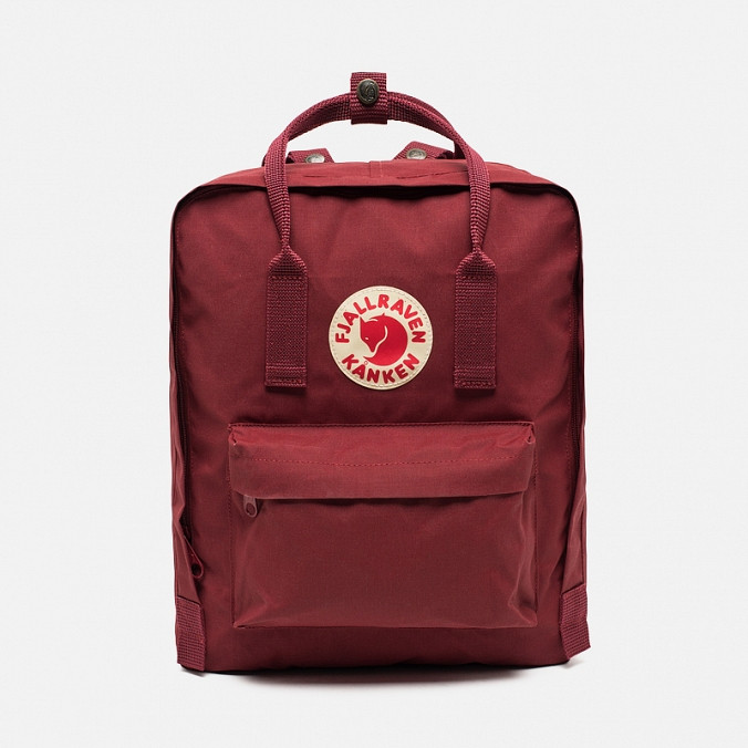 Рюкзак Fjallraven Kanken Ox Red