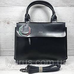 Женская кожаная сумка Celine (Селин)