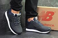 Мужские зимние кроссовки темно синие New Balance 754 6431, фото 1