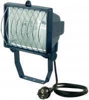 Светильник галогенный H500; IP44; кабель 5 метров H05RN-F 3G1,0; 400Вт; 8545 люмен; черный