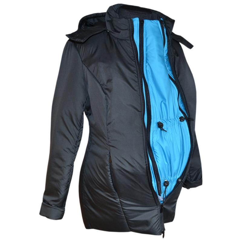 Вставка в куртку для беременных зимняя универсальная, фото 1