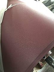 Профнастил двухсторонний матовый вишневый (RAL 3005)