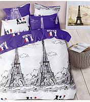 Комплект постельного белья полуторного размера Париж