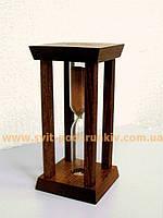 Оригинальные песочные часы в натуральном дереве 101