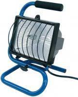 Прожектор галогенный H 500; кабель 1,5 м H05VV-F3G1.0 400 Вт 8545 люмен; класс энергоэффективности