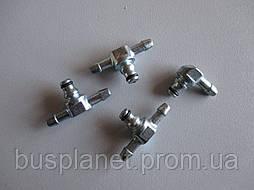 Ремкомплект трубки обратки топлива (металлический, комплект)