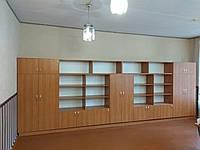 Модульна стінка для шкільних кабінетів МС-4