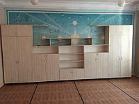 Модульна стінка для кабінету фізики МС-5