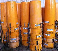 Строительные мусоропроводы и мусороспуски GEDA