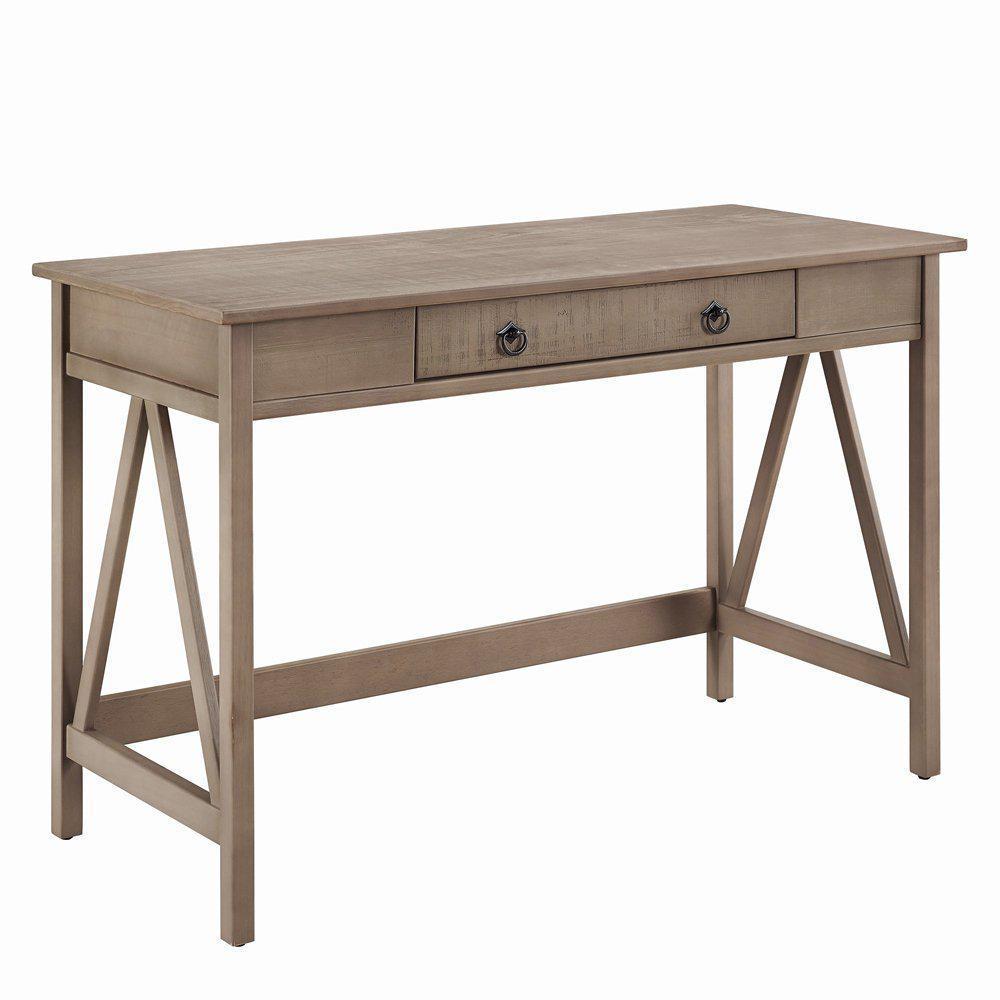 """Дизайнерский письменный стол """"Леонардо"""" из дерева"""