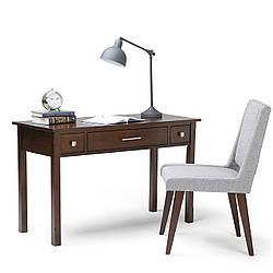 """Письмовий стіл """"Алавес"""" з дерева"""