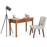 """Письменный стол """"Ролан"""" из массива"""