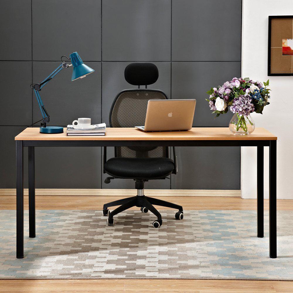 """Письменный стол """"Джеймс"""" для офиса из дерева"""