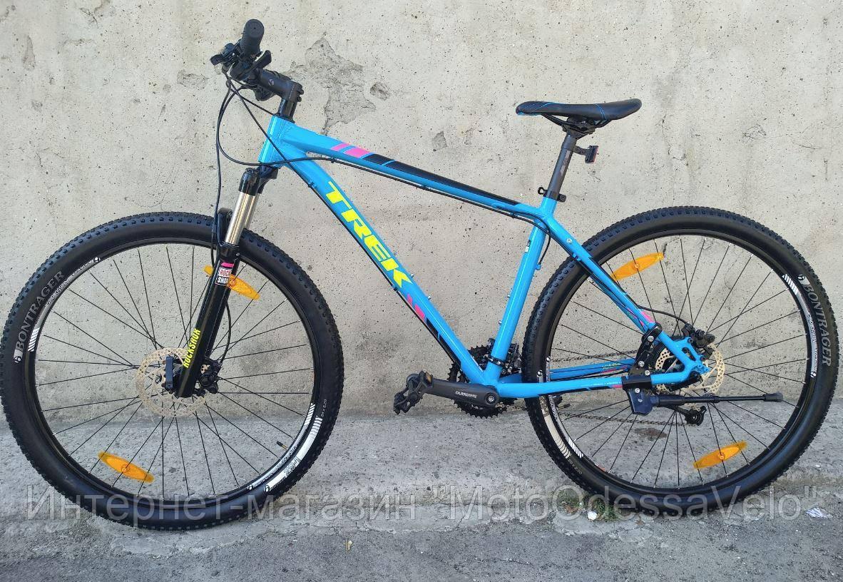 """Велосипед Trek X-Caliber 7, кросс-кантри 29"""", гидравлика, RockShox с витрины"""