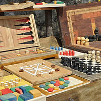 Настольные игры в истории народов