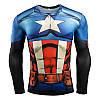 Мужской реглан Captain America AL2005